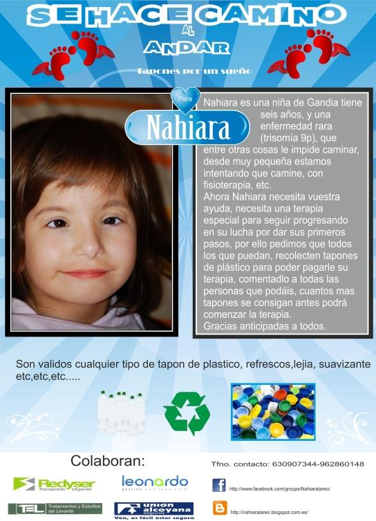 Campaña Nahiara